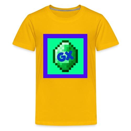 Glarexo Logo - Kids' Premium T-Shirt