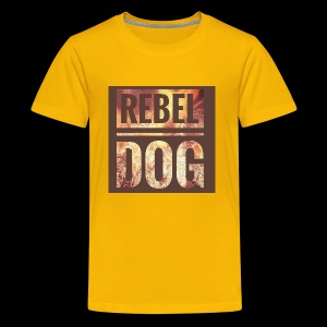 Dog Burner - Kids' Premium T-Shirt