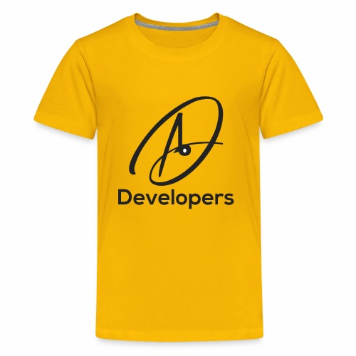 a Developers - Kids' Premium T-Shirt