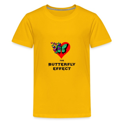 The Butterfly Effect ~ OTG - Kids' Premium T-Shirt