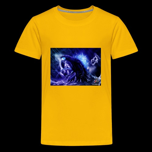 godzilla - Kids' Premium T-Shirt