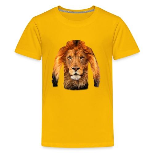 لبس أسد - Kids' Premium T-Shirt