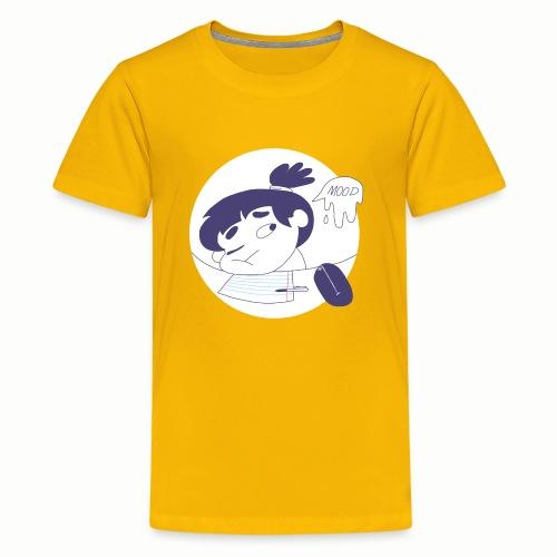 school mood - Kids' Premium T-Shirt
