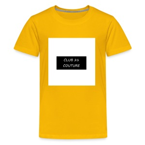 Club 21 Couture - Kids' Premium T-Shirt