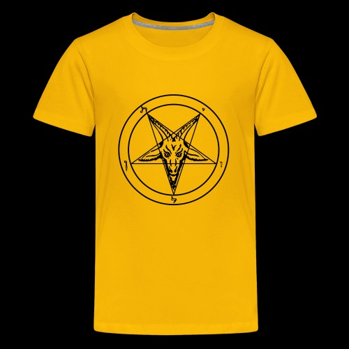 Sigil of Baphomet - Kids' Premium T-Shirt