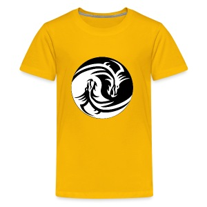 Dragon Circle - Kids' Premium T-Shirt
