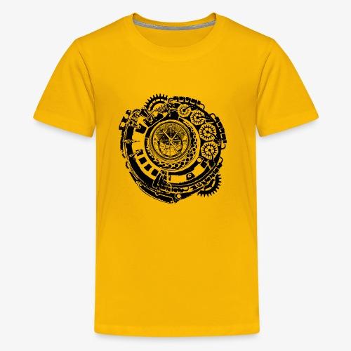Time Machine - Kids' Premium T-Shirt