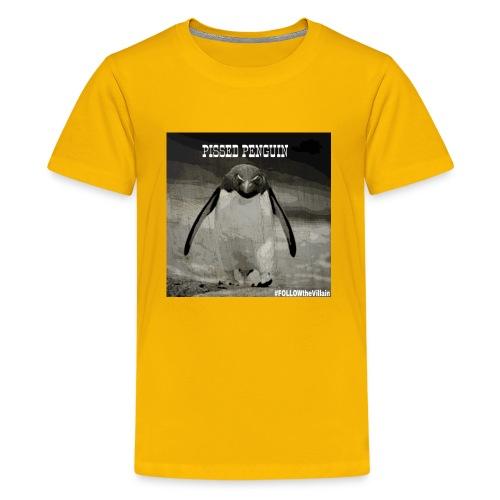 Pissed Penguin - Kids' Premium T-Shirt