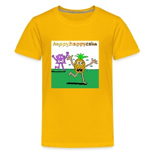 happyhappycake - Kids' Premium T-Shirt