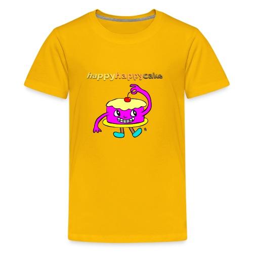 happyhappycake - Kids' Premium T-Shirt