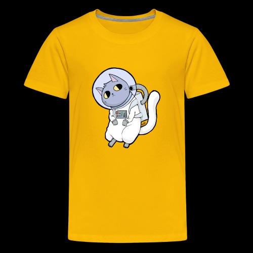 SpaceCat - Kids' Premium T-Shirt