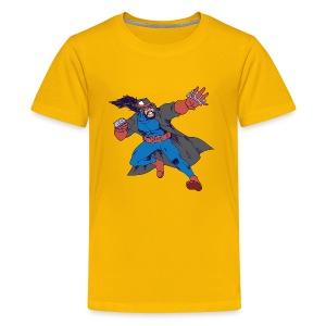 Jason has attained hero status - Kids' Premium T-Shirt