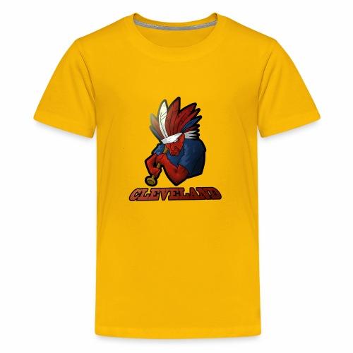 Cleveland Baseball Fan - Kids' Premium T-Shirt