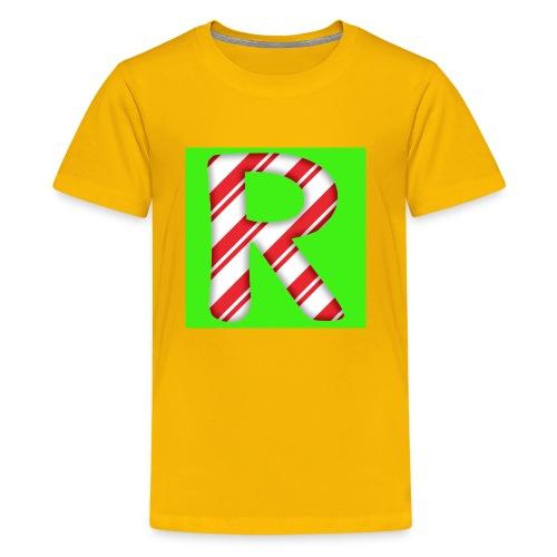 753dd277b000a6cfbebceb075f1a9a10 - Kids' Premium T-Shirt