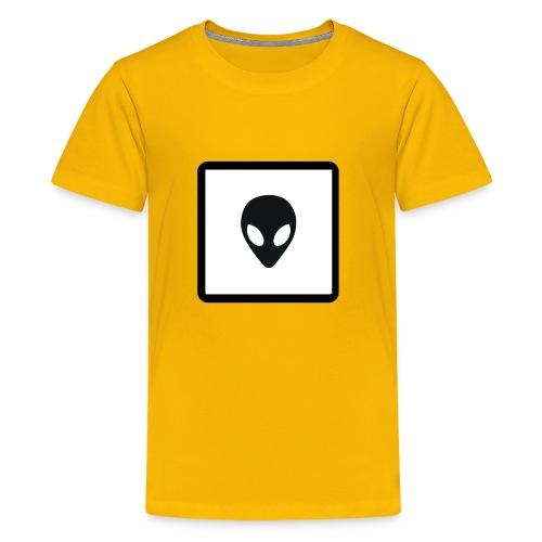 Alien Head IV gear - Kids' Premium T-Shirt