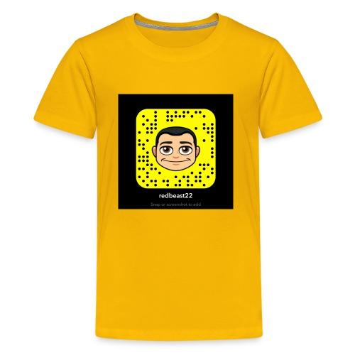 Xander lit - Kids' Premium T-Shirt