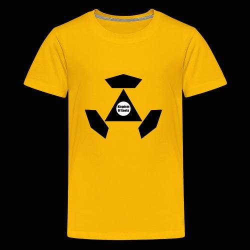 Logo Variant 1 - Kids' Premium T-Shirt