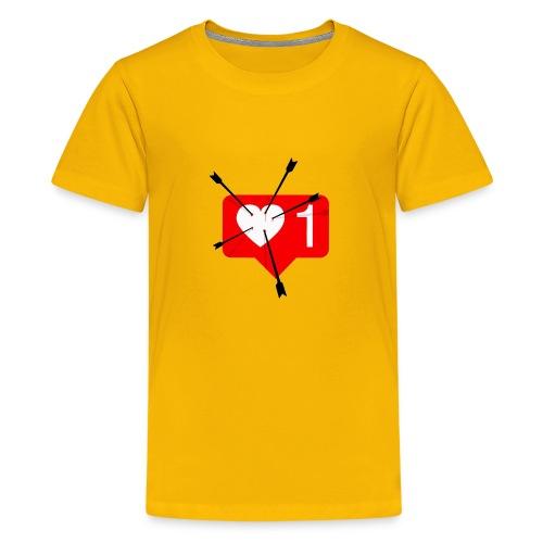 Valentines Day Tee - Kids' Premium T-Shirt