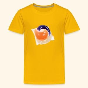 luadry sack - Kids' Premium T-Shirt