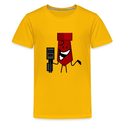 And Then He Went Like - Kids' Premium T-Shirt