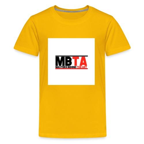 MBTA - Kids' Premium T-Shirt