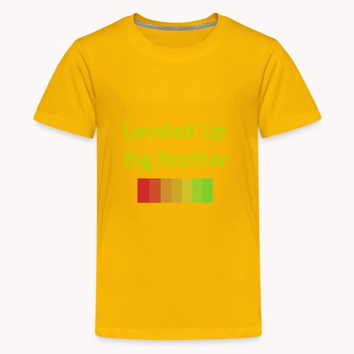 Leveled Up - Kids' Premium T-Shirt