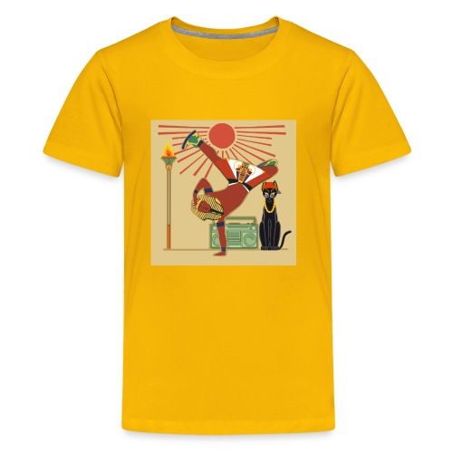 Pharoah & Voo Dance - Kids' Premium T-Shirt