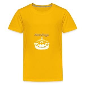 Alex & Batman? - Kids' Premium T-Shirt