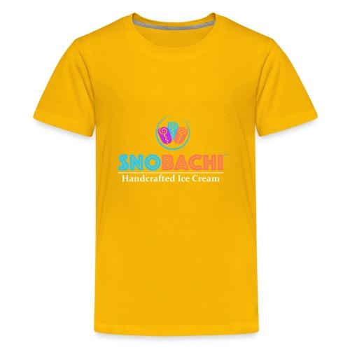 Rev Logo A - Kids' Premium T-Shirt