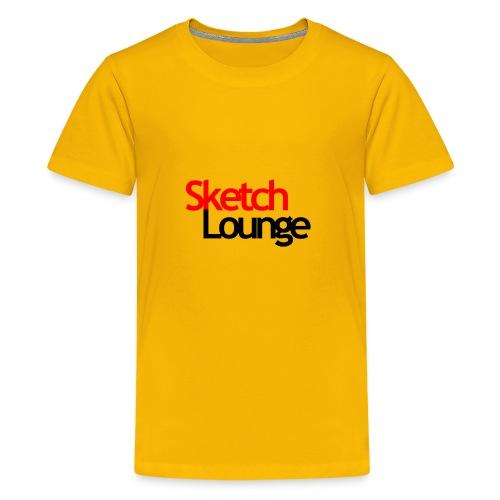 SketchLounge Logo - Kids' Premium T-Shirt