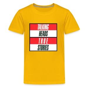 Talking Heads merch - Kids' Premium T-Shirt