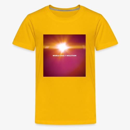 FA0C6E84 EF83 4238 8502 3D96EE9AB157 - Kids' Premium T-Shirt