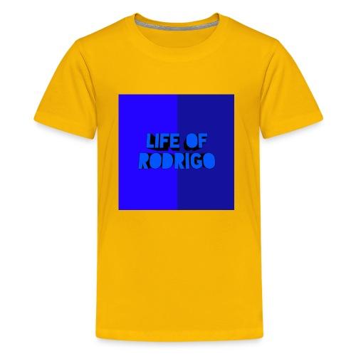 Cool dog bandana - Kids' Premium T-Shirt