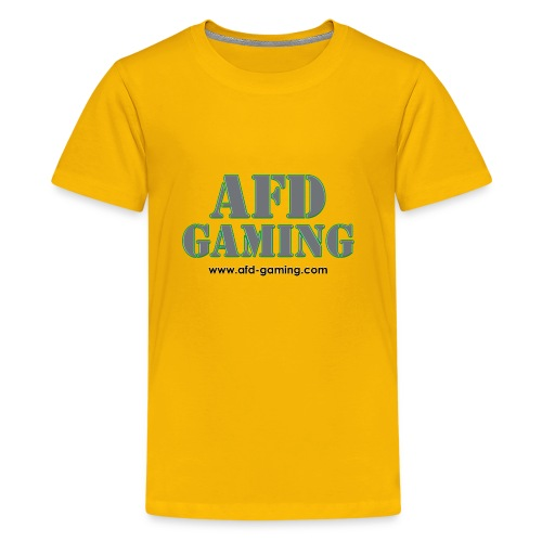 AFD Gaming Stencil - Kids' Premium T-Shirt