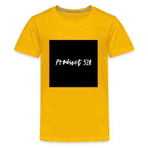Product 528- black logo - Kids' Premium T-Shirt