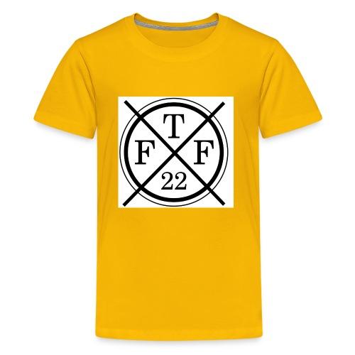 T SHIRT LOGO 1 - Kids' Premium T-Shirt