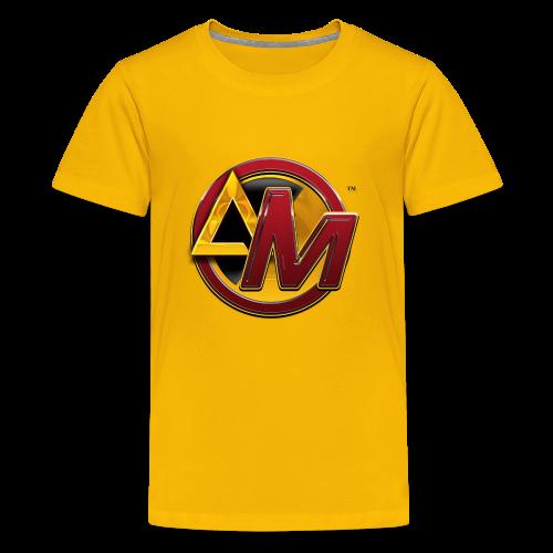Alphamisfits Logo - Kids' Premium T-Shirt