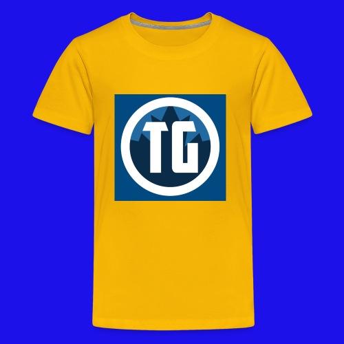 Typical gamer Jr - Kids' Premium T-Shirt