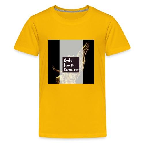 God's finest creation - Kids' Premium T-Shirt