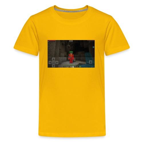 Playing - Kids' Premium T-Shirt