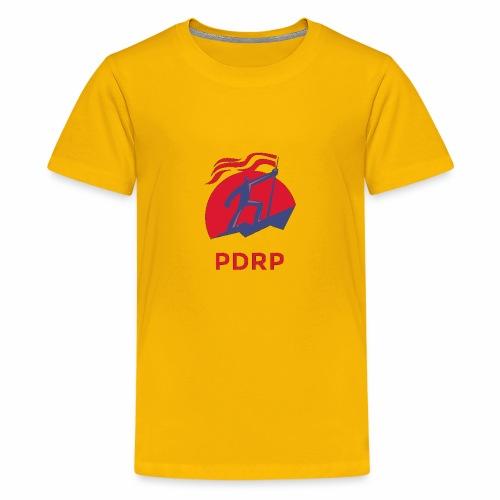 PDRP Official Logo - Kids' Premium T-Shirt