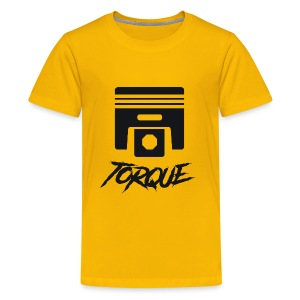 Logo Oficial - Kids' Premium T-Shirt