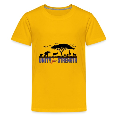 Unity for Strength - Kids' Premium T-Shirt