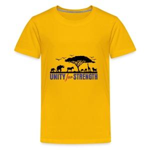 Unity for Strength - Kids' Premium T-Shirt