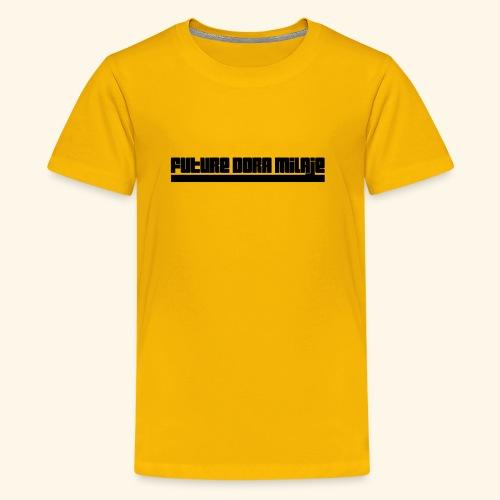 Future Dora Milaje - Kids' Premium T-Shirt