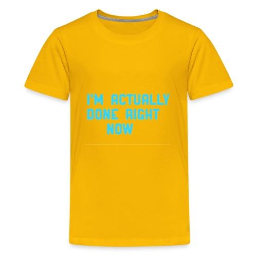 Fuck Black ops 3 - Kids' Premium T-Shirt