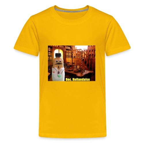 Doc hollandaise - Kids' Premium T-Shirt