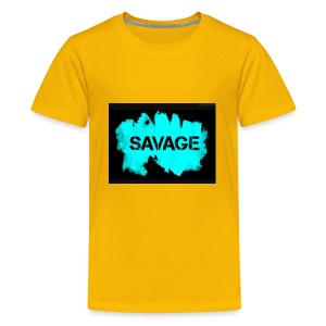 Savage merchandise - Kids' Premium T-Shirt