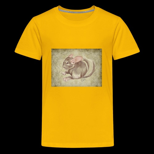 chinchilla TWITCH episode fin episode 5 - Kids' Premium T-Shirt