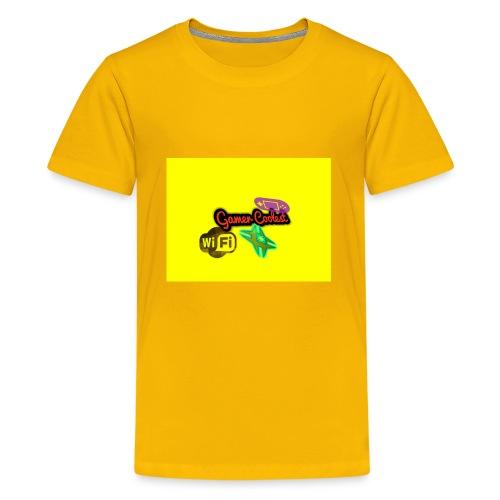 Gamer coolest - Kids' Premium T-Shirt